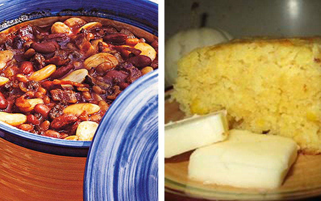 Safety Recipe of the Week:  Bean Bake and Corny Cornbread