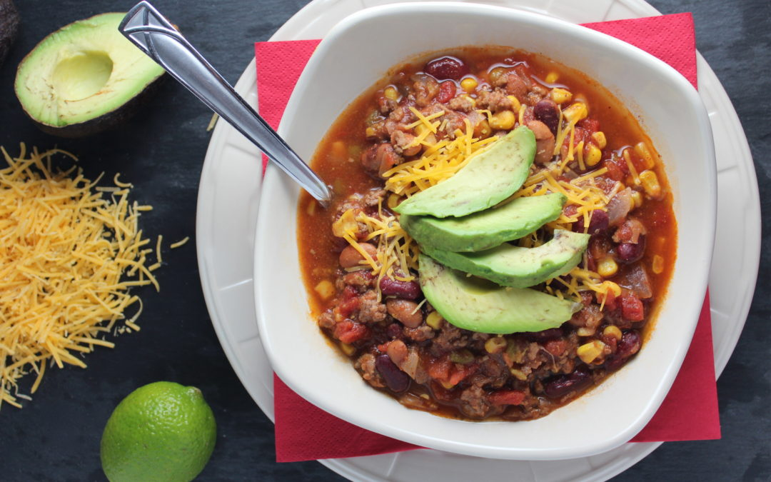 Safety Recipe of the Week:  Customizable Taco Soup