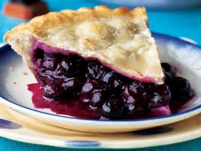 Safety Recipe of the Week: Wild about Blueberries!