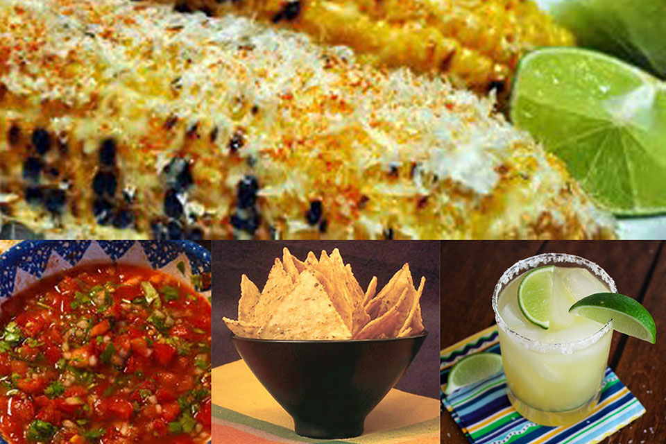 Safety Recipe of the Week: Mexican Corn on the cob Summer Party!