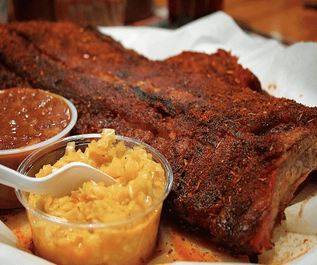 "Safety Recipe of the Week: ""World Famous"" Rendezvous BBQ Ribs"