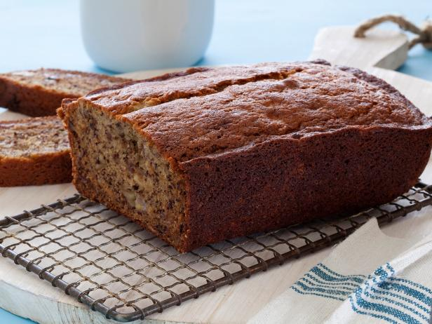 Safety Recipe of the Week: Pauline's Banana Nut Bread