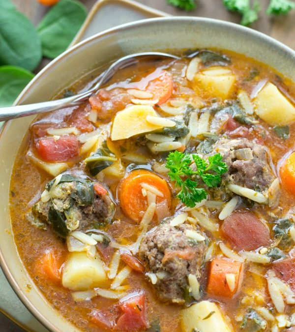 Safety Recipe of the Week: Italian Wedding Soup