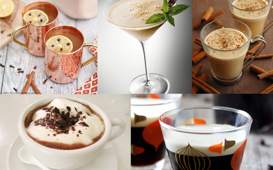 Safety Recipe of the Week: Warm Drinks to Warm the Soul