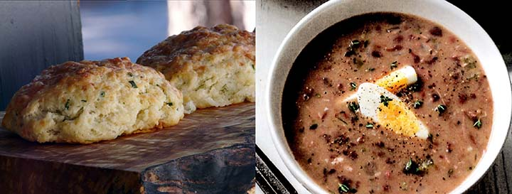 Safety Recipe of the Week: NOLA Mule, Red Bean Gumbo, Cheese and Herb Drop Biscuits
