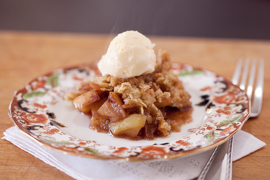 Safety Recipe of the Week: Apple Crisp