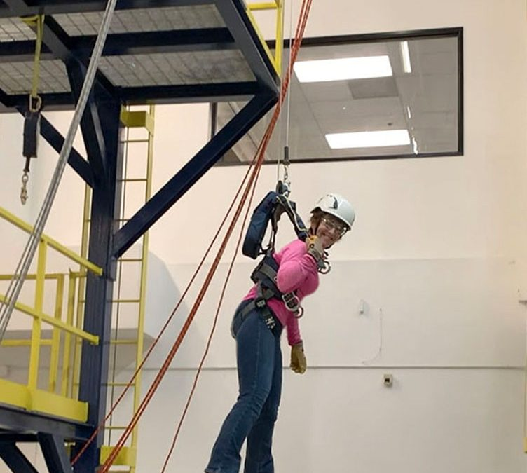ISS Wins 3M Fall Protection Competent Person Trainer Course