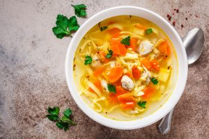 Read more about the article ON THE ROAD COOKING – Multicooker Monday – Chicken Soup