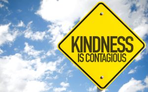 What's Up Wednesday – Showing Kindness