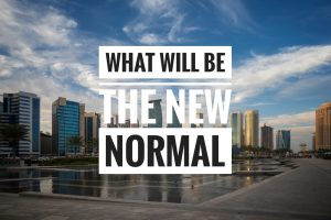 What does the new normal look like?