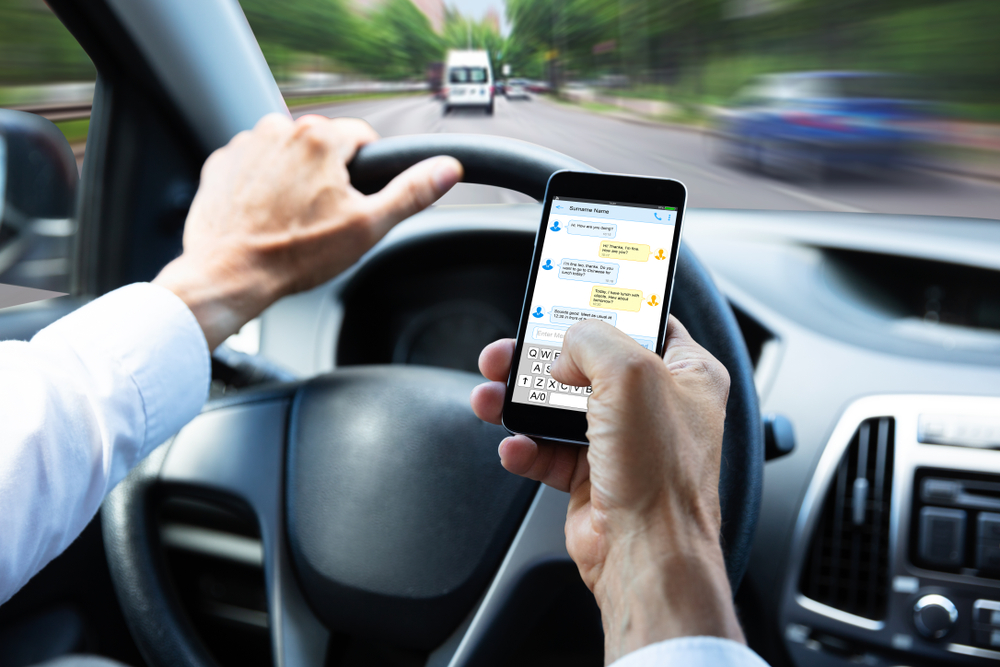 Read more about the article What's Up Wednesday – Distracted Driving