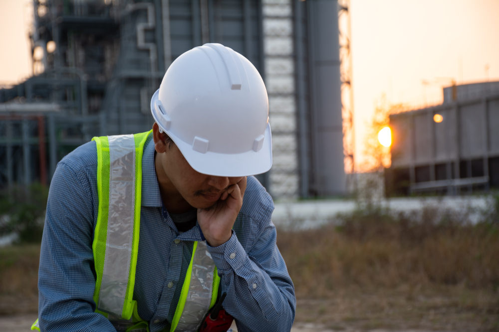 Read more about the article What's Up Wednesday – Suicide in the Construction Industry